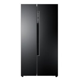 Haier HRF-522DBB6 Frost Free Side-by-side American Fridge Freezer - Black Reviews