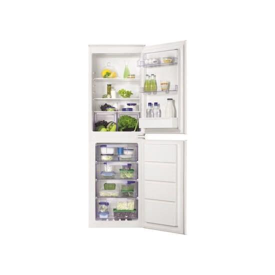 Zanussi ZBB27640SV Integrated 50/50 Fridge Freezer