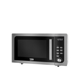 MGF2021OX Microwave with 23 Litre Capacity and 5 Power Levels in S/Steel Reviews