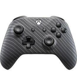 Microsoft Xbox One Wireless Controller - Carbon Fibre Reviews