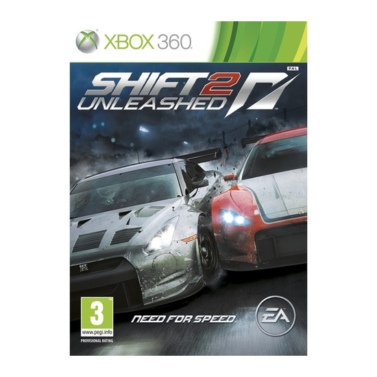 Microsoft Shift 2: Unleashed - for Xbox 360
