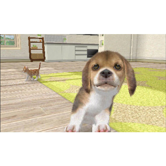 Nintendogs & Cats: French Bulldog (3DS)