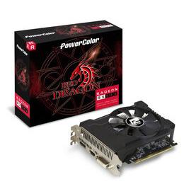 Power Colour 550 2GBD5-DHA/OC 2GB GDDR5 Graphics Card Reviews