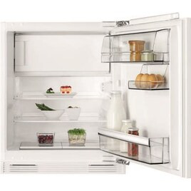 AEG SFB5821VAF Builtunder Fridge With 4 Star Freezer Compartment Doorondoor Reviews