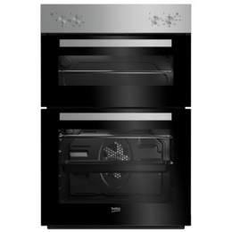 Beko BXDF21000S Electric Double Oven - Silver Reviews