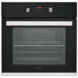 Sharp K69FABK Built Single Electric Fan assisted Oven With Touch Control Timer Reviews