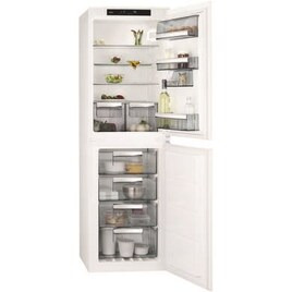 AEG SCE8181VNS 50-50 Integrated No Frost Fridge Freezer - Sliding Rail Reviews