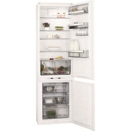 AEG SCE8191VTS Integrated 70/30 Fridge Freezer Reviews