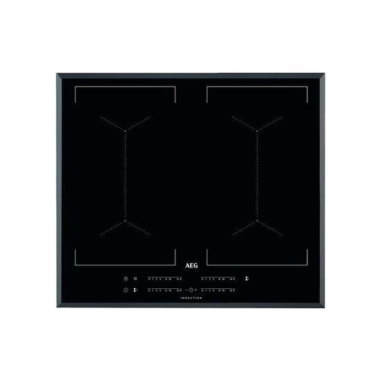 AEG IKE64450FB MaxiSense 60cm Touch Control Four Zone Induction Hob - Frameless