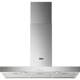 Zanussi ZHB92670XA Chimney Cooker Hood - Stainless Steel Reviews