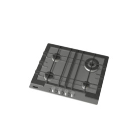 Zanussi ZGH66424XX Gas Hob - Stainless Steel Reviews