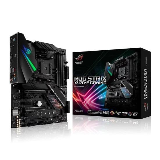 ASUS ROG Strix Heatsink Motherboard