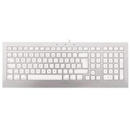 CHERRY Strait 3.0 For Mac Corded Keyboard Silver/white Reviews