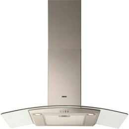 Zanussi ZHC9235X Chimney Cooker Hood - Stainless steel Reviews