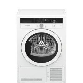 Grundig GTN28110GW 8 kg Condenser Tumble Dryer - White Reviews