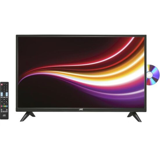 JVC LT-32C485 32 LED TV with Built-in DVD Player