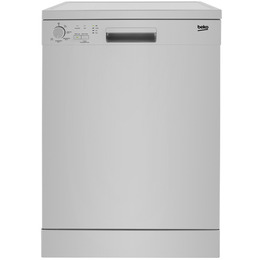 Beko DFN05X11W Full-size Dishwasher - White Reviews