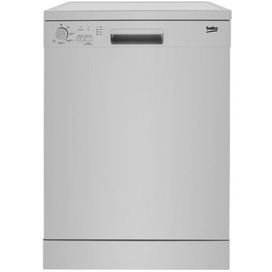 Beko DFN05X11W Full-size Dishwasher - White