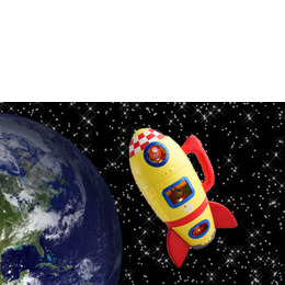 Peppa Pig Electronic Spaceship Reviews