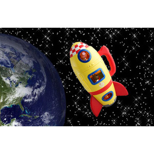 Photo of Peppa Pig Electronic Spaceship Toy