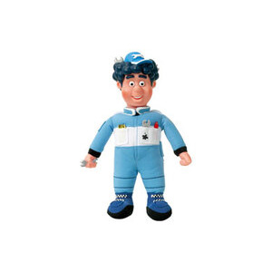Photo of Roary The Racing Car Talking Big Chris Beanie Toy