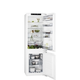 AEG SCE8182XNC Built integrated fridge freezer Reviews