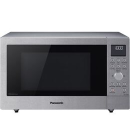 PANASONIC NN-CD58JSBPQ Combination Microwave - Silver Reviews