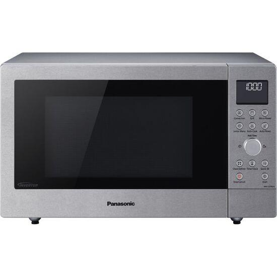 Panasonic Nn Cd58jsbpq Combination Microwave Silver