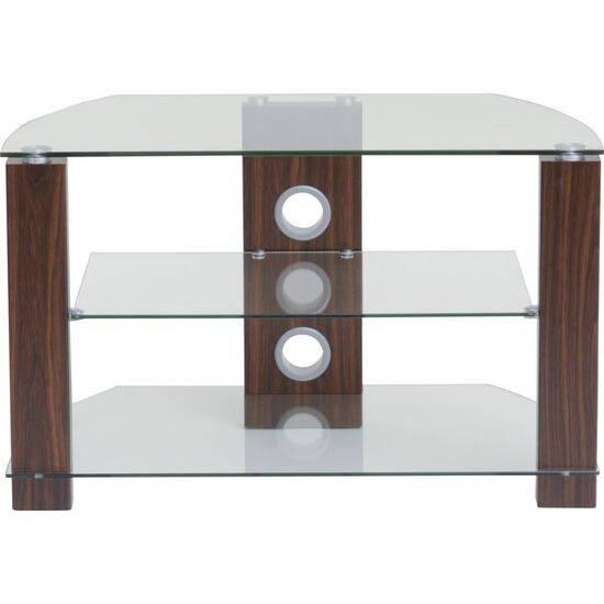 Vision L630-800-3WC 800 mm TV Stand - Walnut