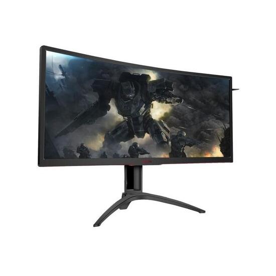 AOC AG352UCG6 35 WQHD G-SYNC 120Hz Curved Gaming Monitor