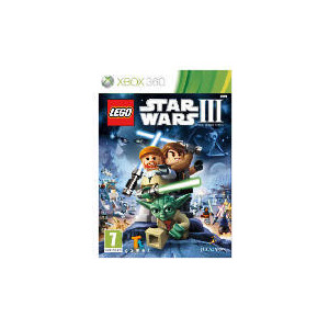 Photo of LEGO Star Wars 3: The Clone Wars - XBOX 360 Games Console Accessory