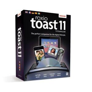 Photo of Roxio Toast 11 Titanium Software