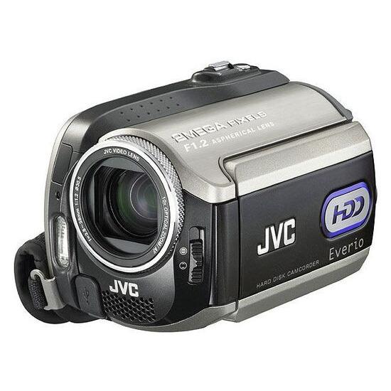 JVC GZ-MG275EK
