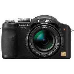 Panasonic Lumix DMC-FZ8 Reviews