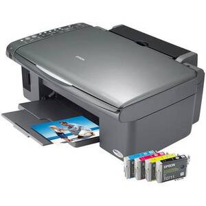 Photo of Epson DX5050 Printer