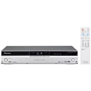 Photo of Pioneer DVR-540HX-S DVD Recorder