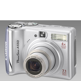 Canon Powershot A550 Reviews