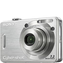 Sony Cybershot DSC-W55 Reviews