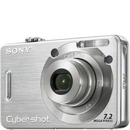 Sony Cybershot DSC-W55 Reviews