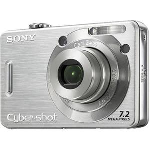 Photo of Sony Cybershot DSC-W55 Digital Camera