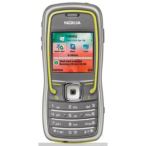 Photo of Nokia 5500 Sport Mobile Phone