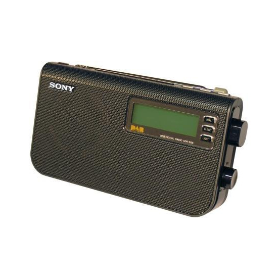 Sony XDR-S50