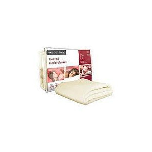 Photo of Morphy Richards 75136 Electric Blanket