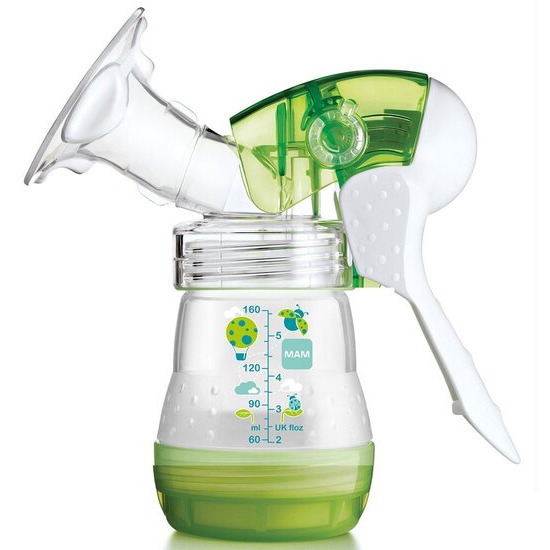 MAM Loves Me Care System Breast Pump