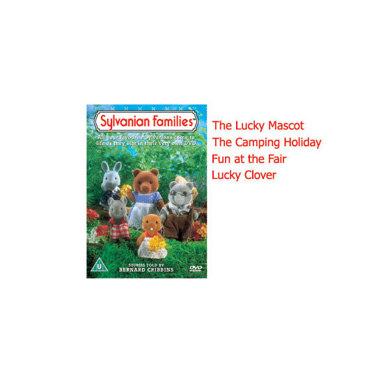 Sylvanian Families DVD Video