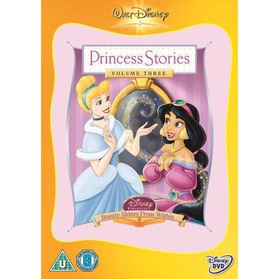 Disney Princess Stories - Vol. 3 DVD Video