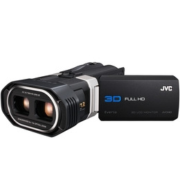 JVC Everio GS-TD1 Reviews