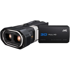 Photo of JVC Everio GS-TD1 Camcorder
