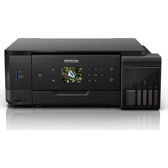 EPSON Ecotank ET-7700 All-in-One Wireless Inkjet Printer