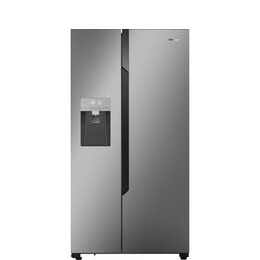 Hisense RS694N4TD1 American-Style Fridge Freezer - Silver Reviews